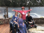 Russian House 1: breathworks, meditations, transformational community