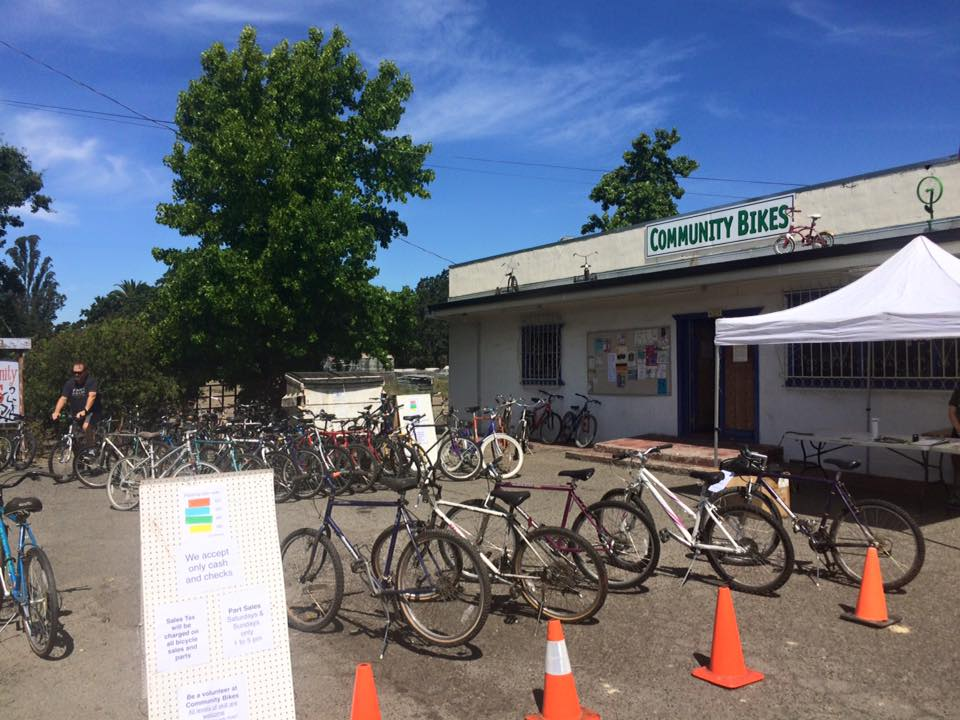 Community Bikes Santa Rosa
