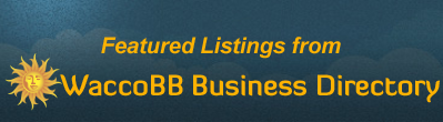 Featured Listings From WaccoBB Business Directory