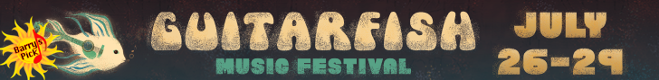 Guitarfish Music Festival - In the Forest, on the Yuba River!